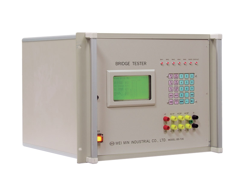 BRIDGE RECTIFIER TESTER